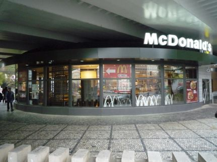 Mc Donald´s Florenc